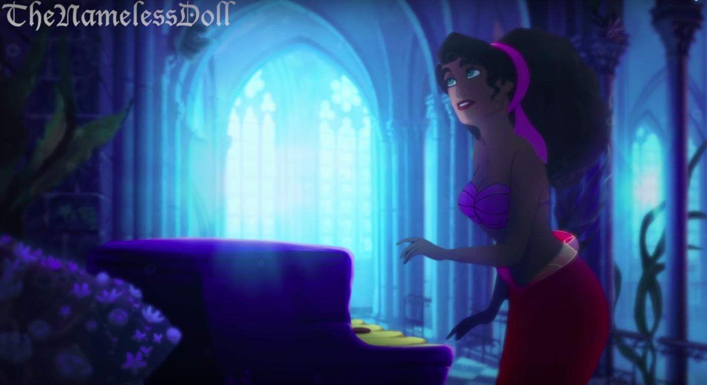 Disney Princesses mermaids (YouTube)