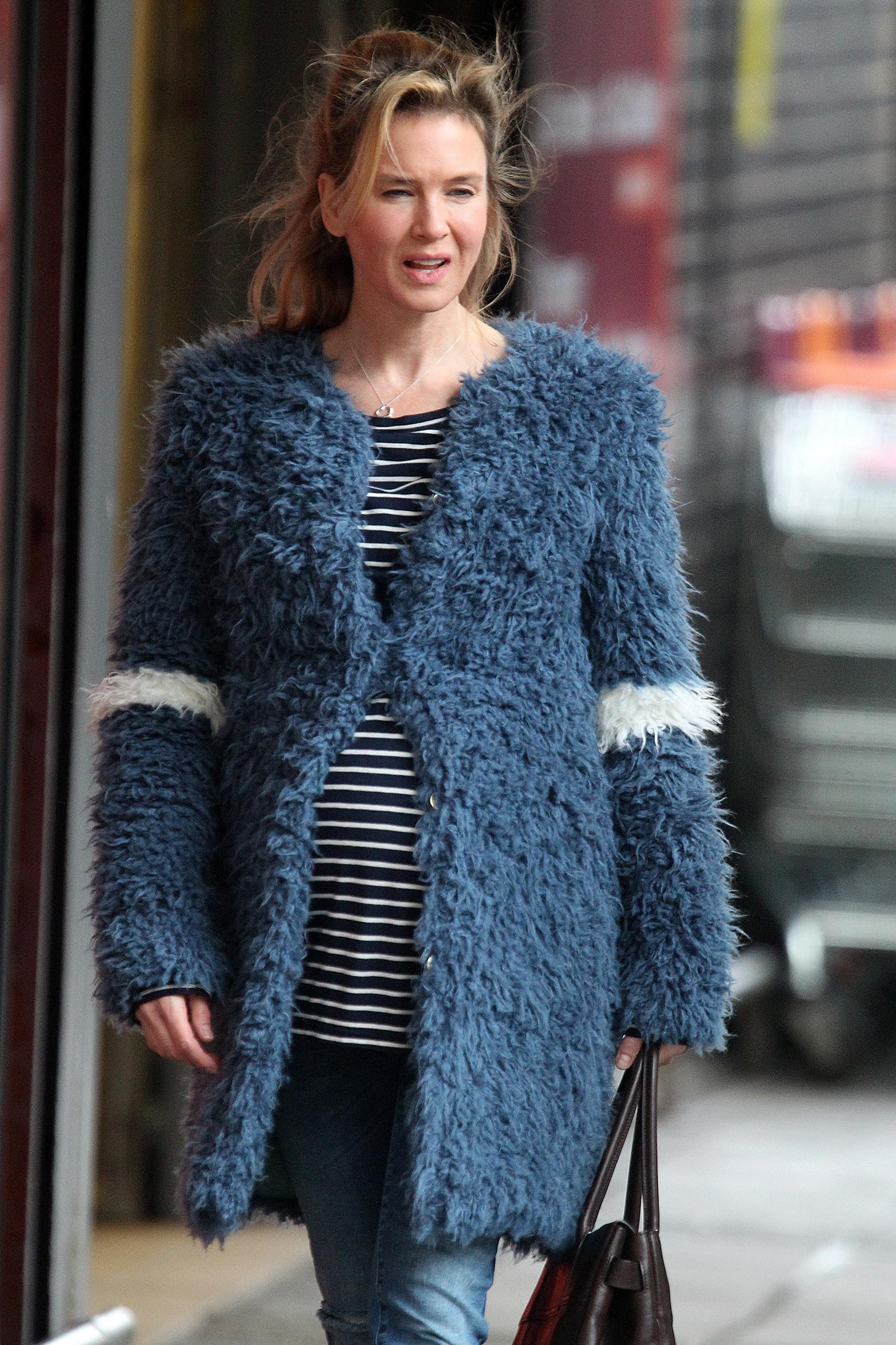 Bridget Jones Diary Renee Zellweger pregnant filmi