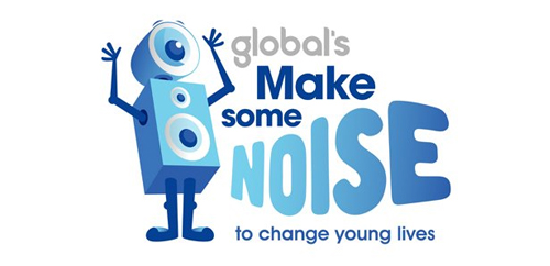 globals make some noise logo