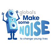 Make some noise logo small square