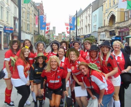 We Heart Wales: Wales v Australia RWC 2015