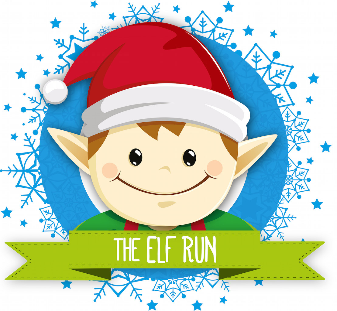 Elf Run 2015 Logo