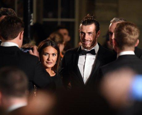 Gareth Bale at Spectre Premiere