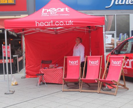 Heart Angels at The Brewery Cheltenham