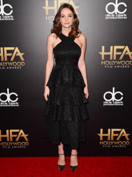 Stars at the film awards