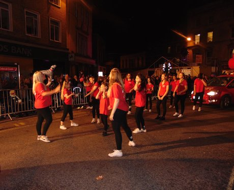 Heart Angels: Bridgwater Carnival 2015 (07/11/15)