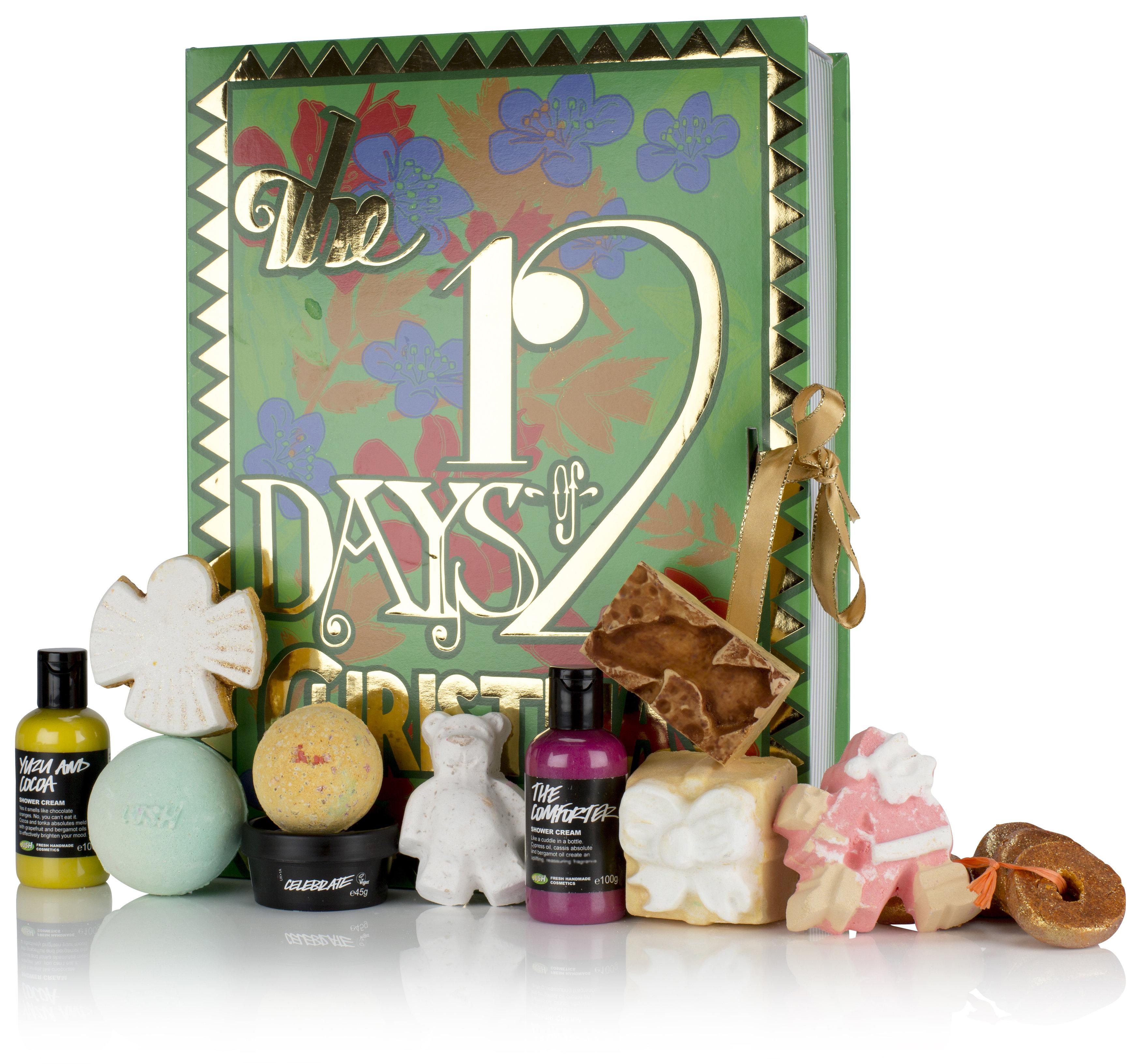 new beauty advent calendars pr shots