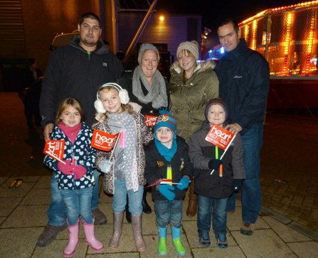 Peterborough Firework Fiesta