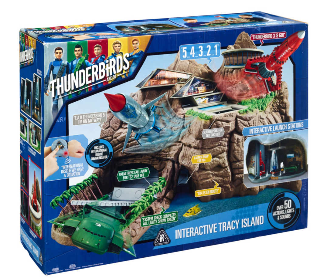 thunderbirds tracy island christmas toys 2015 toys