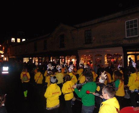 Heart Angels: Bath Christmas Lights 19.11.15