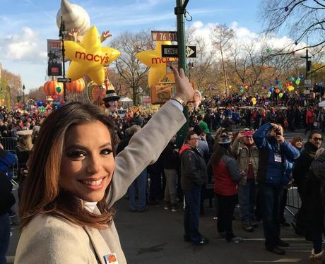 celebrity thanksgiving 2015