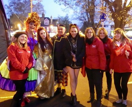 Harpenden Christmas Light Switch On 2015