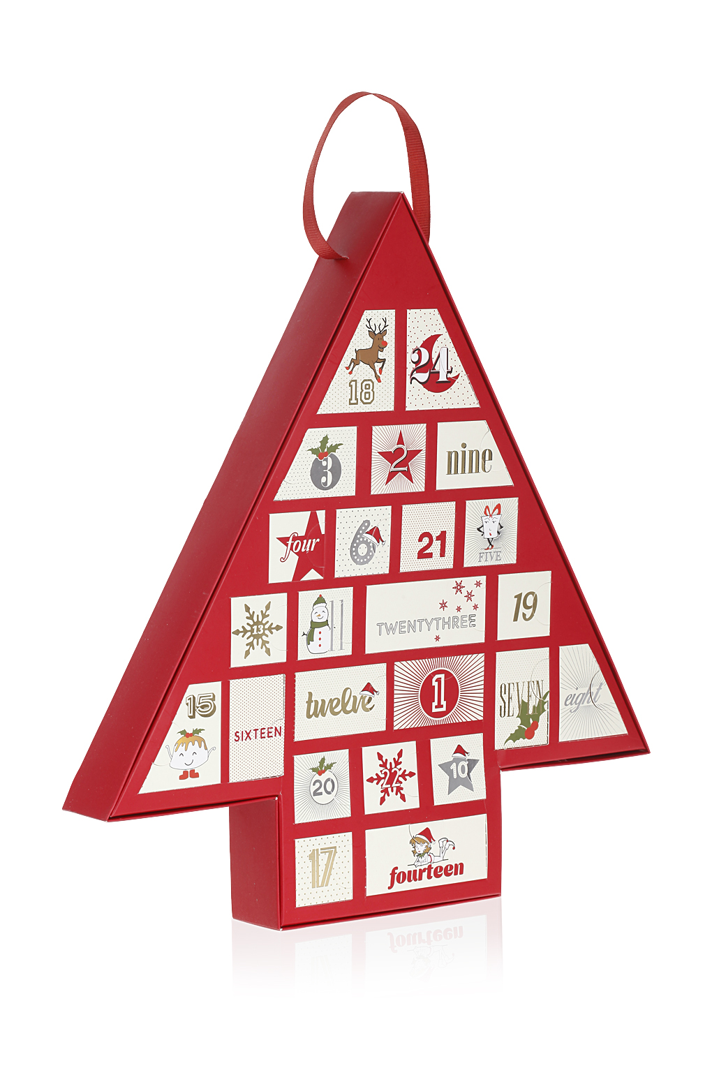 non choc advent calendars
