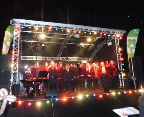 Ty Hafan's Carols at the Castle 2015