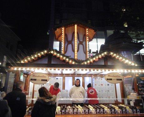 Marshmellow stall