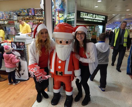 Heart Angels at the Belfry Shopping Centre