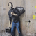 Image 2: Banksy Steve Jobs artwork Jungle refugee camp Cala