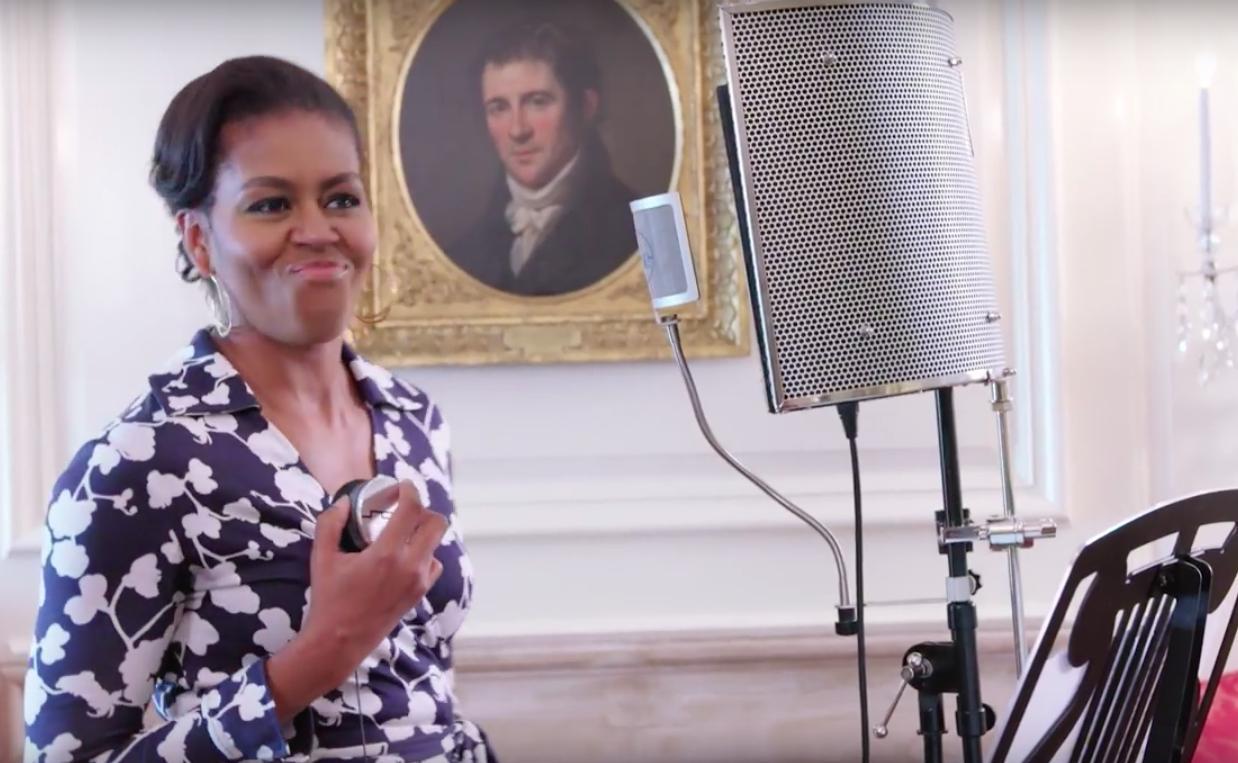 Michelle Obama rap 2