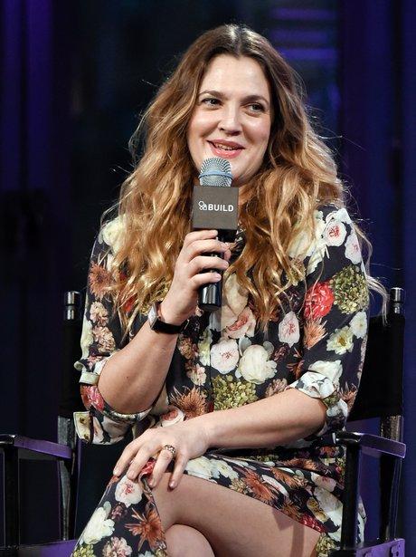 Drew Barrymore New York 'Wildflower' talk