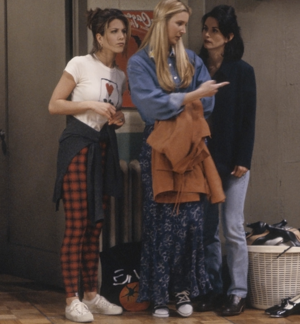 friends fashion
