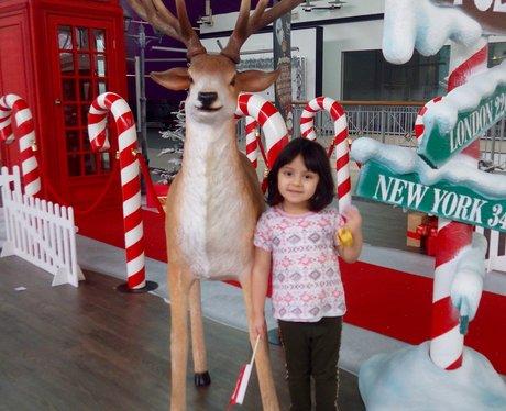 Hotline To Santa - 1th December 2015