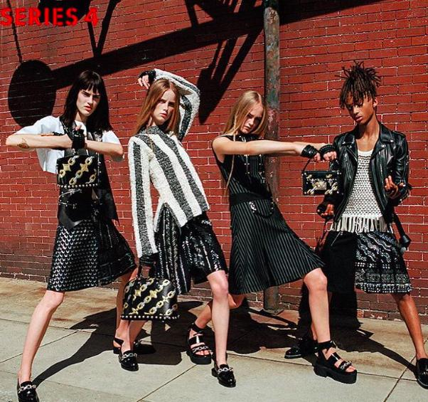 Jaden Smith Louis Vuitton Campaign