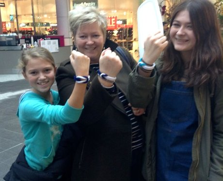 World Cancer Day at Westfield's