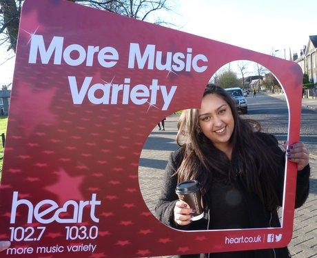 Valentines Cambridge Heart