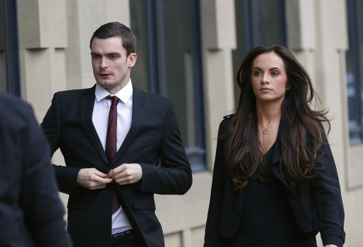 Adam Johnson Bradford Crown Court Trial