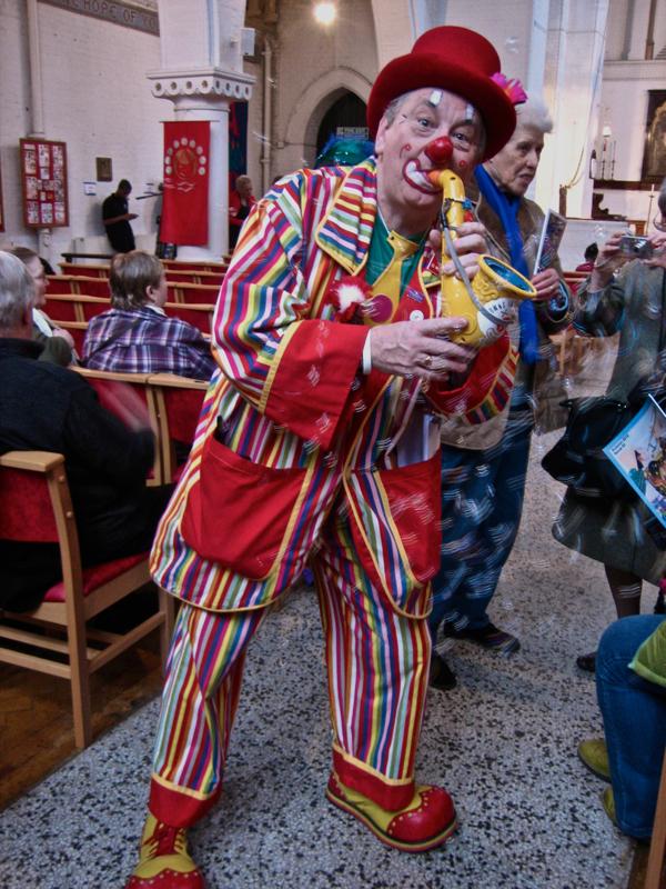 clown conk