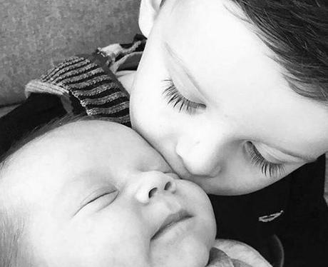Coleen Rooney Children new baby Kit