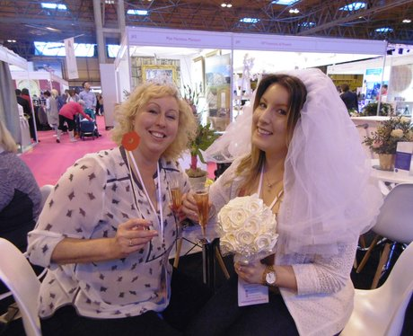 Heart at The National Wedding Show - NEC!