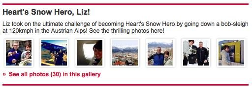 Heart's Snow Hero Gallery Pic