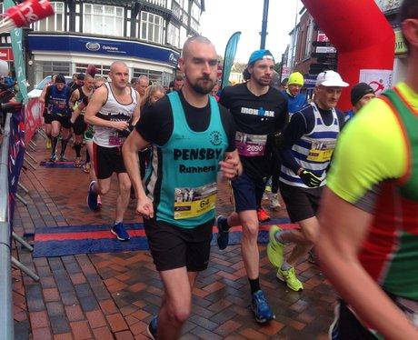 Wrexham Running Festival 2016