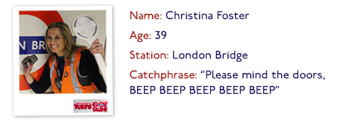 Christina Foster Stats