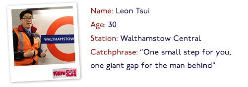 Leon Tsui Stats