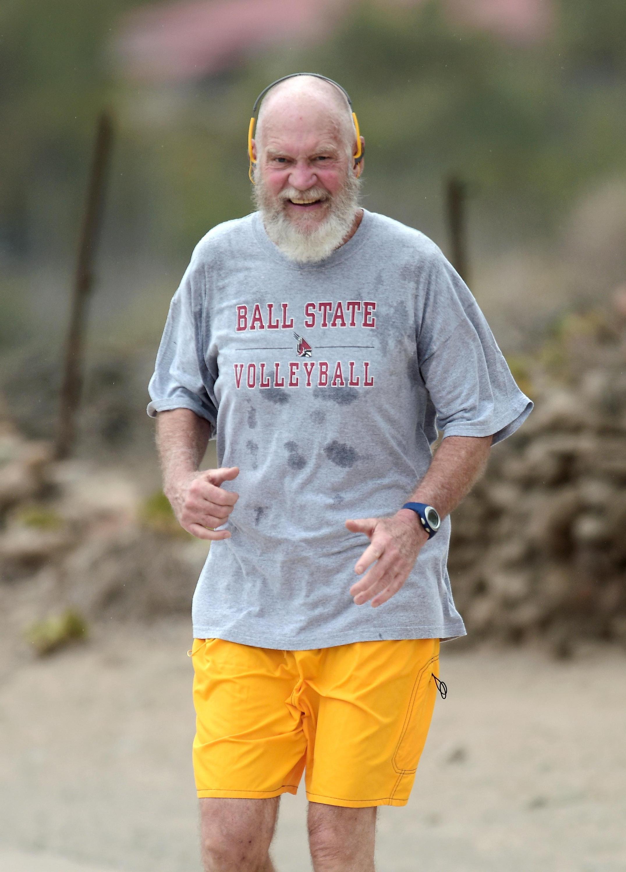 David Letterman Net Worth