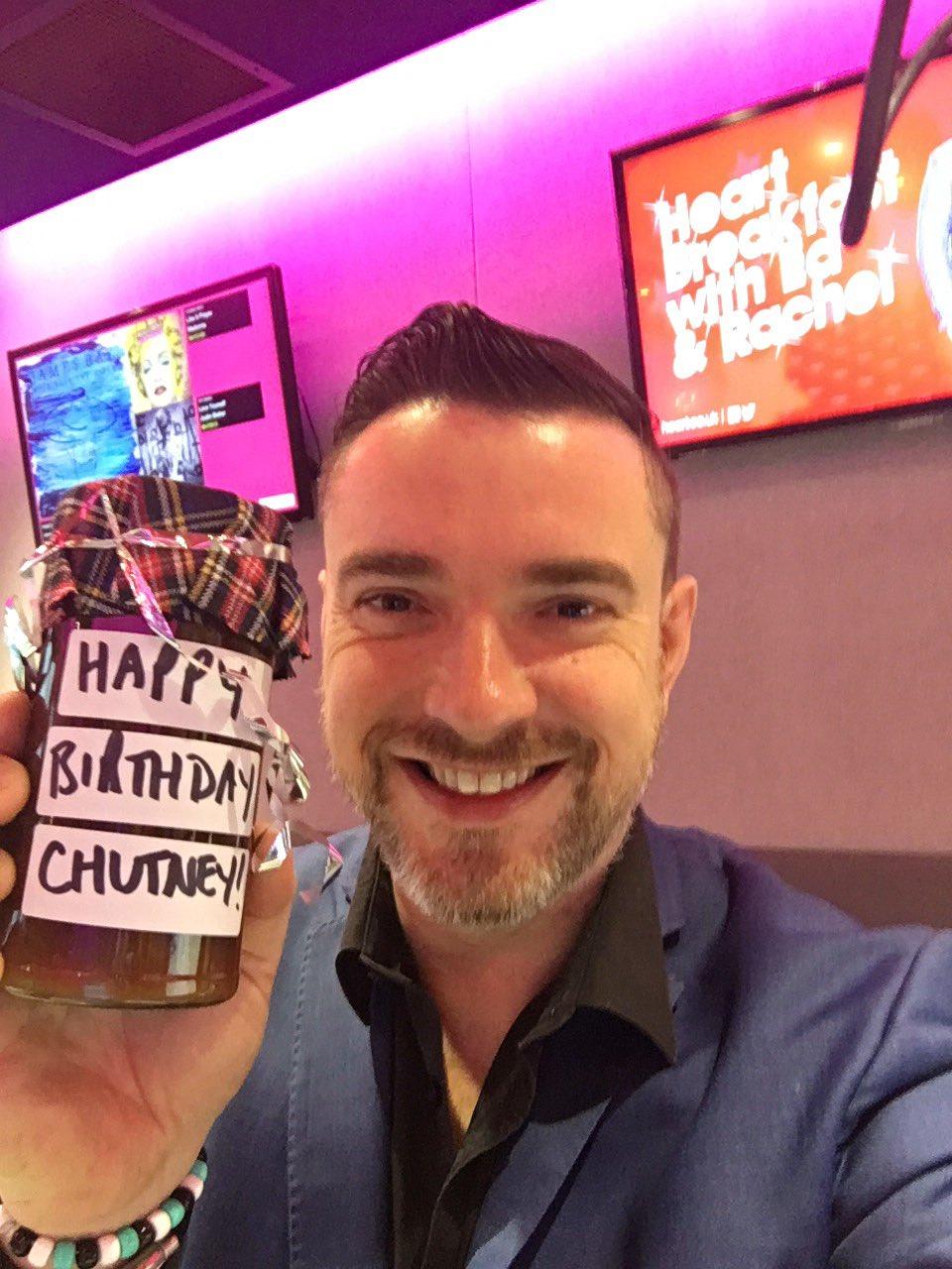 Chutney Birthday