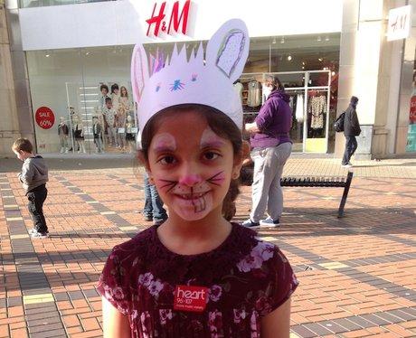 Heart Angels: Egg-stravaganza in Swindon