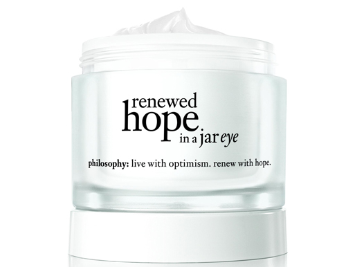 Philosophy Renewed Hope in a Jar Cropped