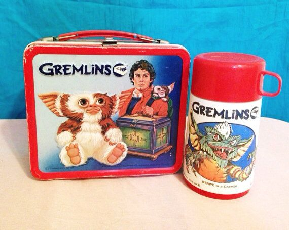 80s lunchbox gremlins