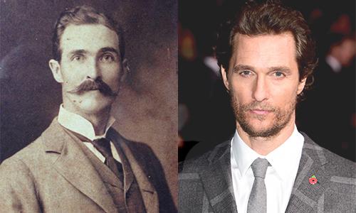 Matthew McConaughey doppelgänger