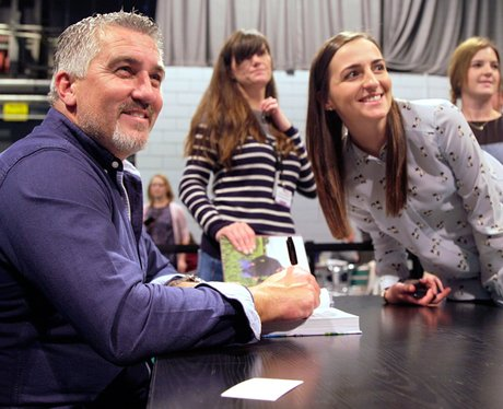 Paul Hollywood Good Food Summer In The City