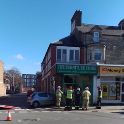 oxford shop crash