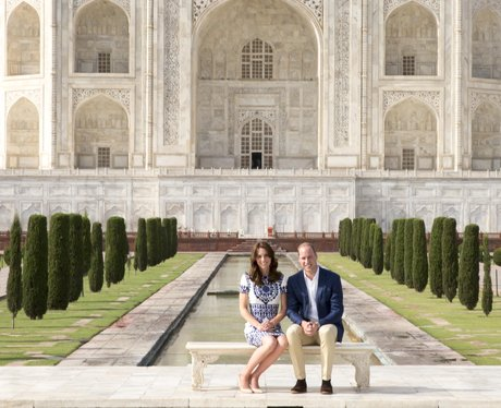 Prince William and Duchess Kate of Cambridge Visit
