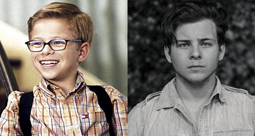 Child actors grown up normal job