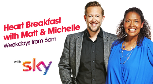 Heart Breakfast with Matt & Michelle