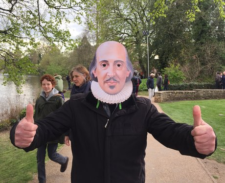 Stratford Upon Avon Celebrates 400 Years Of Shakes