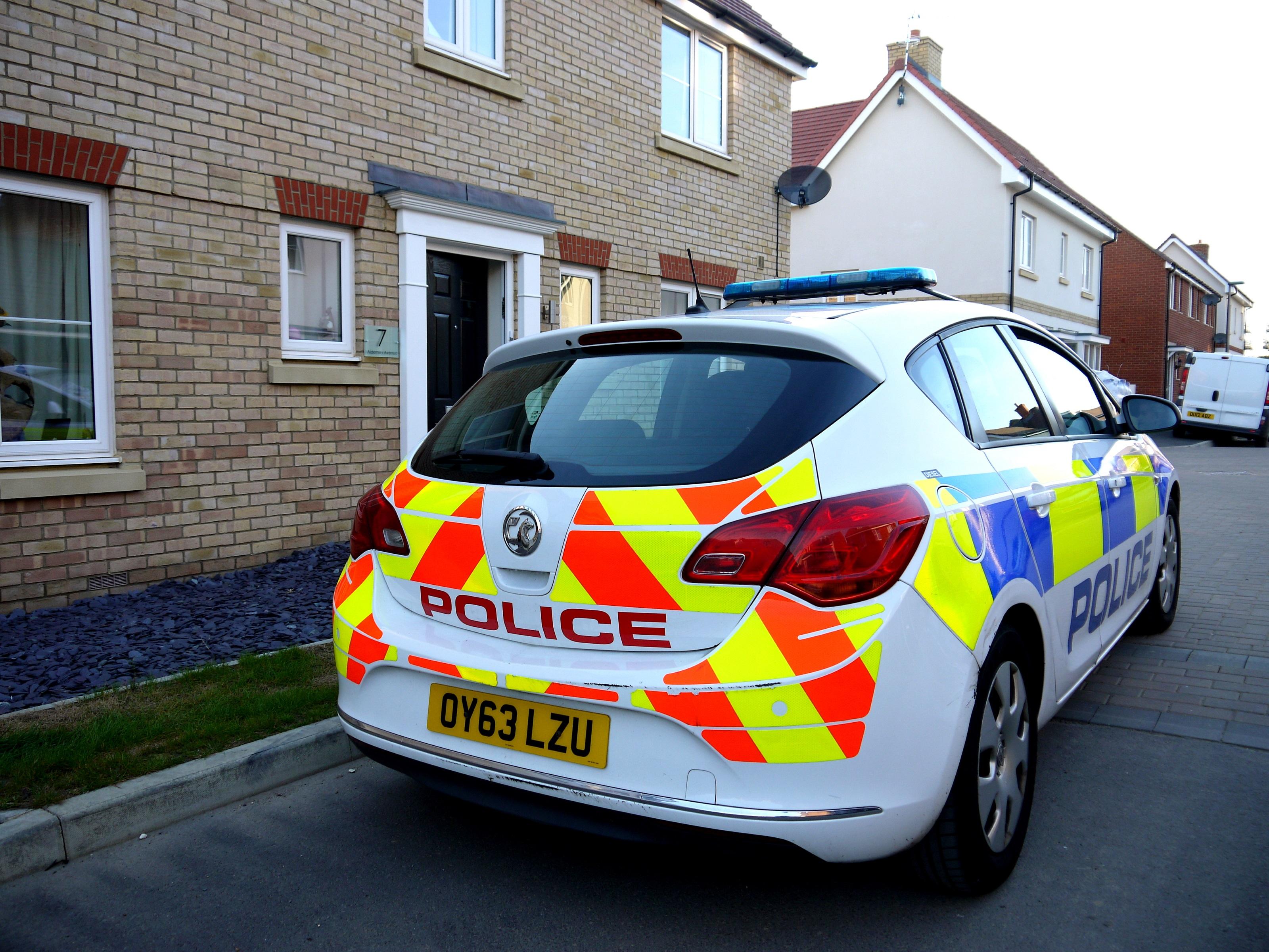 Police in Milton Keynes