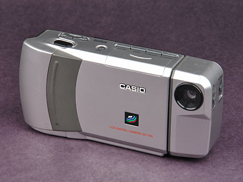 Casio QV 100 video camera